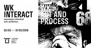 WK / UPCOMING SOLO SHOW IN LISBON